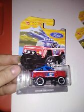 Hot Wheels Ford Truck Series Ford Bronco 2018