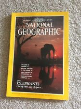NATIONAL GEOGRAPHIC MAGAZINE MAY 1991