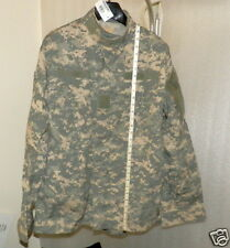 New military Digi Camo Jacket Mens Large Long NWT ripstop ACU  8607
