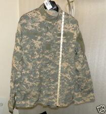 New military Digi Camo Jacket Mens Large Long NWT ripstop ACU  8607