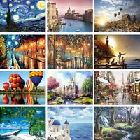 500 / 300 Pieces DIY Jigsaw Fairytale Vintage Puzzle for Adults Kids Toys Gifts