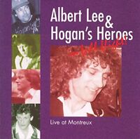Albert Lee and Hogan's Heroes - In Full Flight: Live at Montreux [CD]