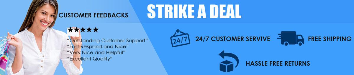 STRIKE A DEAL SHOP