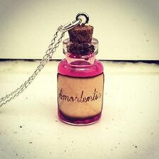 Amortentia necklace-harry potter-jewellery-love potion-christmas Stocking Filler