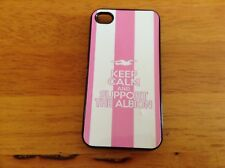 Pink Brighton and Hove Albion seagulls phone case iPhone 4/4s