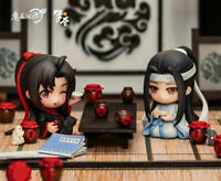 Grandmaster of Demonic Cultivation 魔道祖师 Wei Wuxian Wangji Figure Doll Toy Model