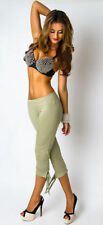 Pantalones de mujer color principal marrón talla 38