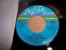 "NM 1982 Kool & The Gang Street Kids / As One 7"" 45RPM w/ppr slv"