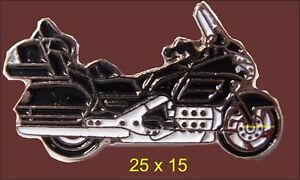 Honda Goldwing Bike enamel pin badge Motorcycle - Transportation