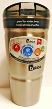 BUBBA 18 oz Envy S Pint Stainless Steel With Smoke Lid BPA Free Silver New