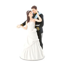Wedding Cake Topper Hand Painted Porcelain Prince And Princess Couple Figurine