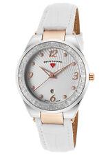Swiss Legend Passionata White Dial Ladies Watch 10220SM-SR-02-WHT