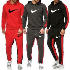 Herren Sportanzug Hoodie Jogginganzug Trainingsanzug Hosen Sweatshirts Geschenk