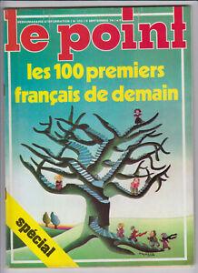 Le Point n°103 Septembre 1974 Bernard Pivot  Buñuel