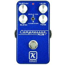 Keeley Electronics Compressor LTD Royal Blue Japan limitada Plus Pedal de efectos