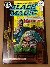 Black Magic #1 Jack Kirby November 1973
