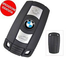 COVER GUSCIO CHIAVE TELECOMANDO PER BMW SERIE 1 3 5 6 7 X1 X3 X5 X6 Z3 Z4 3TASTI