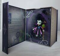 "Disney Animators Collection Maleficent Vinyl 3"" Figure Limited Release D23"