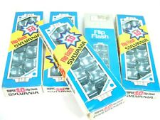 FLIPFLASH SUPER 10 1 Pack, 10 flashes. Made in Germany by Sylvania ITT TopFlash