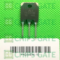 3PCS FK20SM-10 Encapsulation:TO-3P,HIGH-SPEED SWITCHING USE