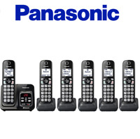 Panasonic KX-TGD563M + 3 =  6 Handsets  Link2Cell Bluetooth Cordless