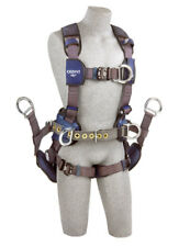 DBI Sala Exofit Nex Full Body Tower Climbing Safety Harness & Seat 1113192 Used