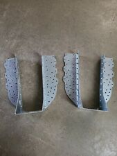 New listing Lot of 2 Simpson Strong Tie Hgus412 Joist Hangers