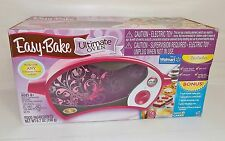 NEW! Easy Bake Ultimate Oven - Magenta Color- Bonus Edition : Ages 8 & Up {4576}