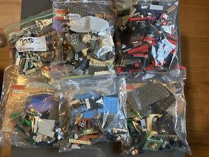 Lego Harry Potter Konvolut 4714, 4708, 4728, 4706, 4735, 4731