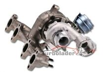 Turbolader VW GOLF V   1,9 TDI BKC BXE BJB  66KW 77KW 90 PS 101 PS 105 PS