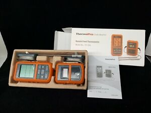 Thermopro TP-20S Remote Food Thermometer opened for inspection box damage