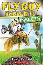 Fly Guy Presents: Insects (Scholastic Reader, Level 2)
