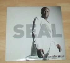 Music CD, Seal, 12 Track Album, Killer, Crazy, Show Me, Kiss from a Rose