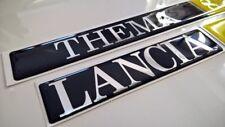 Targhette Complete  Lancia Thema 8.32