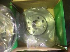 2 X Nissan Brake Disks Euro Car Part Number 104700221 Nissan 7701207795