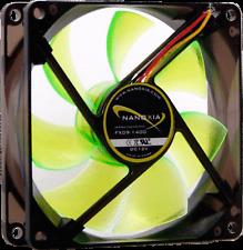Nanoxia 92mm x 92mm x 25mm 1400RPM 3pin Fan, FX09-1400