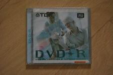 5 DVD +R TDK 120 mn 4,7GB neufs sous cellophane