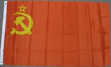 3X5 USSR FLAG HAMMER AND SICKLE SOVIET UNION FLAGS F407