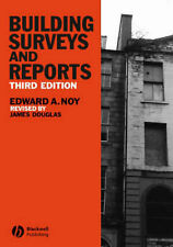 NEW Building Surveys and Reports by Edward A. Noy