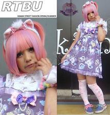 Fantasy Horse Pony Rainbow Music BabyDoll Overall Dress