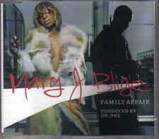 Mary J Blige-Family Affair cd maxi single