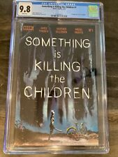 Something Is Killing The Children / 1st Print / CGC 9.8 / Variant A 🔥 🔥 🔥