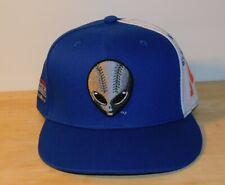LAS VEGAS LV 51s MiLB ALIEN Noah Syndergaard #34 NY Mets Aviators BASEBALL HAT