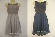 Polyester Collared Casual Sundresses for Women