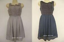 Atmosphere Polyester Collar Dresses for Women