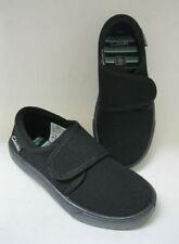 Chaussures noires en toile pour fille de 2 à 16 ans
