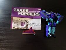 Transformers Generations Dreadwing Complete (No Comic)
