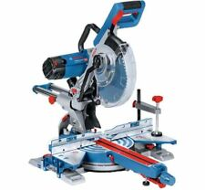 Bosch GCM350-254 110v 254mm 10in Double Bevel Mitre Saw 1450w - 0601B22660