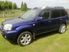 NISSAN X-TRAIL 2.2 DIESEL BREAKING FOR SPARES ALL PARTS AVAILABLE SEE LISTING