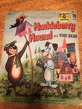 Golden Record Hucklberry Hound Yogi Bearr 1959